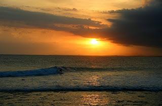 Medewi Beach of Bali