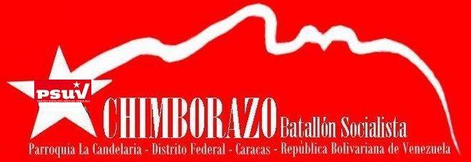 PSUV CHIMBORAZO