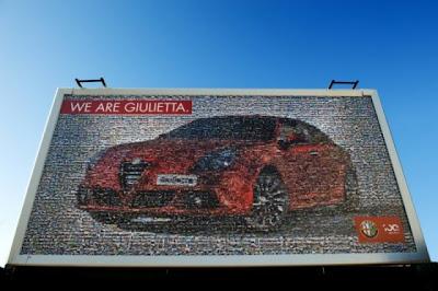 Publicité Alfa Romeo Giulietta