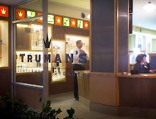 Truman's Front Window