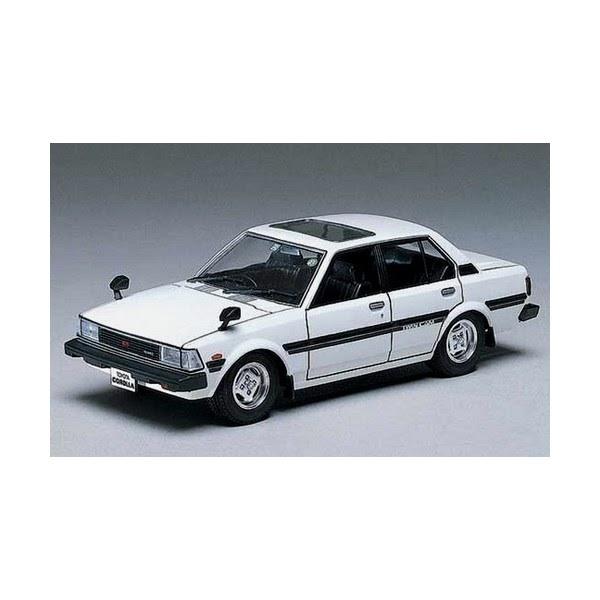 Toyota Corolla 1982 1983 Service Manual Vehicle Pdf