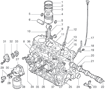 Serpentine Belt Diagram 2011 Chevrolet Traverse V6 36 Liter Engine 00996 as well Fiat Uno Ignition System Circuit And Schematic besides Fanuc Om C Rs 232  munication 085 Error 300879 besides Car Motorcycle Mower Repair Diy in addition 2000 Acurarear Speaker Deck. on daewoo wiring diagrams