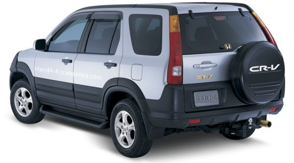 Honda Crv Manual 1997- 2000