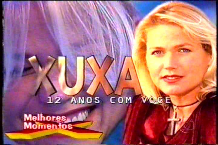 Xuxa 12 anos