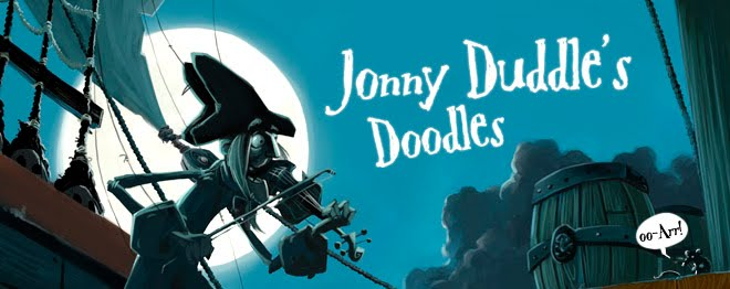 Jonny Duddle