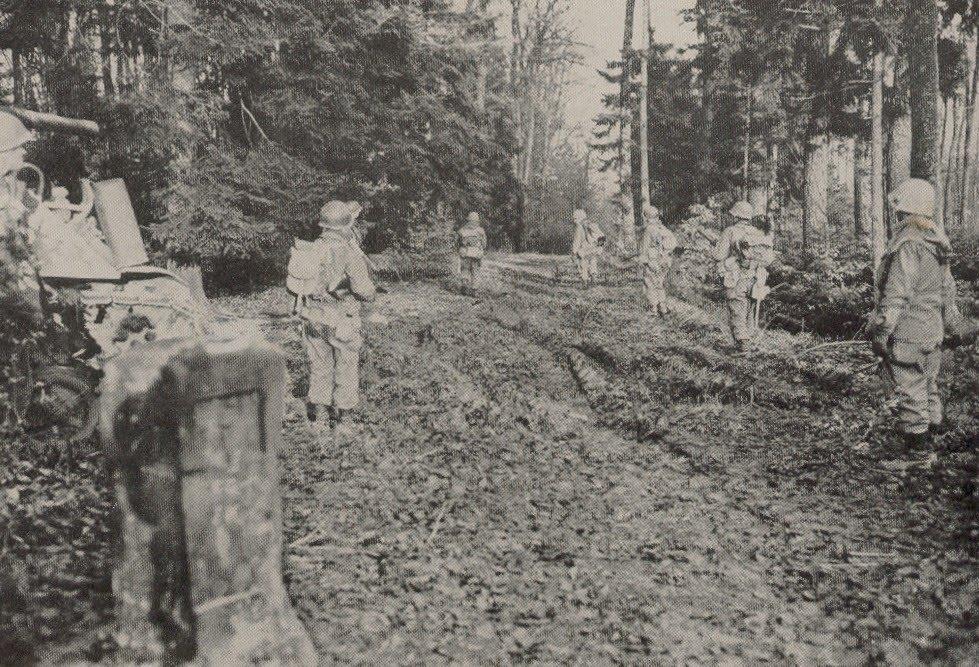 Que grande es el cine: Bosque de Hürtgen (65 años)