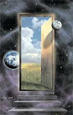 Sempre haverá uma porta aberta em seu universo.