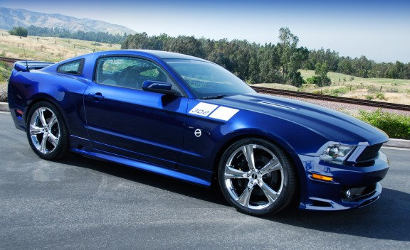 Ford Mustang GT 09
