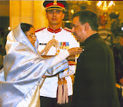 The Padma Shri