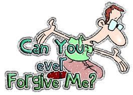 mengampuni pengampunan