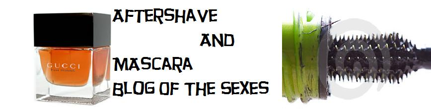 Aftershave and Mascara