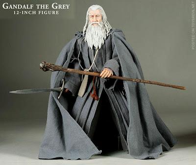 Gandalf le Gris-Le Hobbit Série 1 Chibis-Petit Collectible Figure