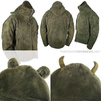 Rocket world creature hoodie