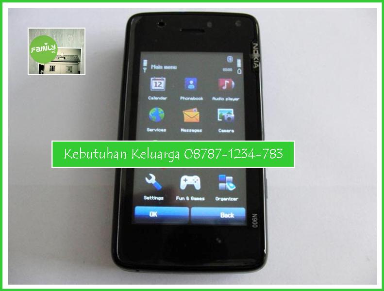 Replika Nokia N900 New Version / 08787-1234-783