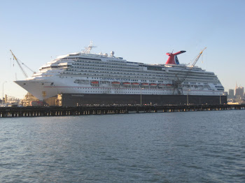 CARNIVAL SPLENDOR at Dry Dock