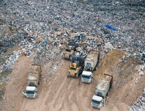 hong kong landfill problem Waste management in hong kong this article has multiple issues please help operated by the epd, the landfill sites only accept garbage from hong kong.