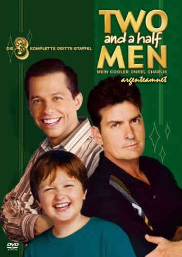 3%C2%AAtemp. Dois Homens e Meio 3ª Temporada Torrent   Dublado Bluray 720p (2005)