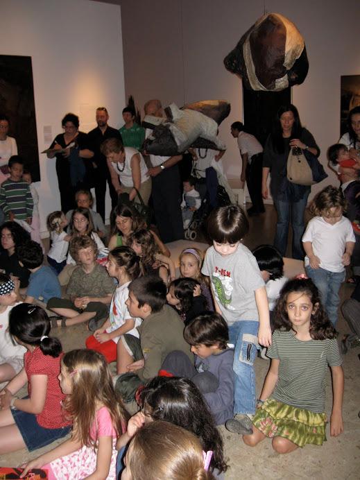 Visitamos el Museo Nacional de Bellas Artes