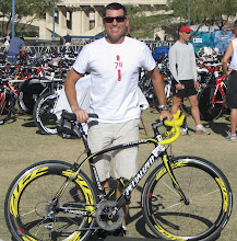 New Bike: Tempe Ironman