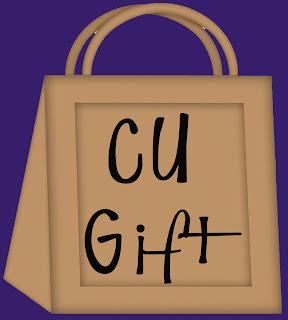 CU Gift Bag CU+Label