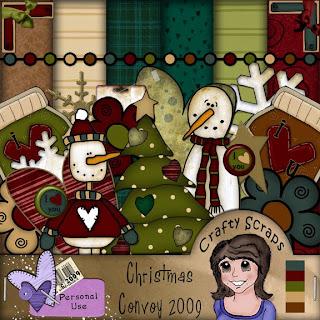 http://craftyscraps.blogspot.com/2009/12/christmas-convoy-2009.html