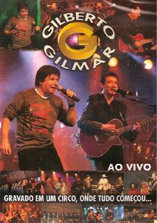 Baixar DVD GILBERTO E GILMAR  AO VIVO