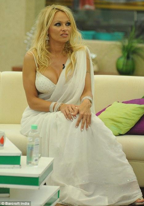 hollywood film news pamela anderson joins big boss 4 house