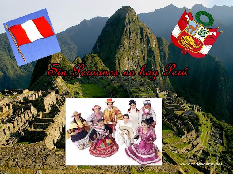 Sin peruanos no hay Peru