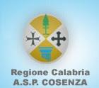 Link dell'A.S.P. di Cosenza