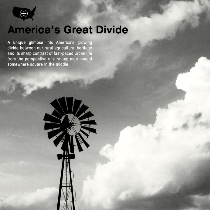America&#39;s Great Divide