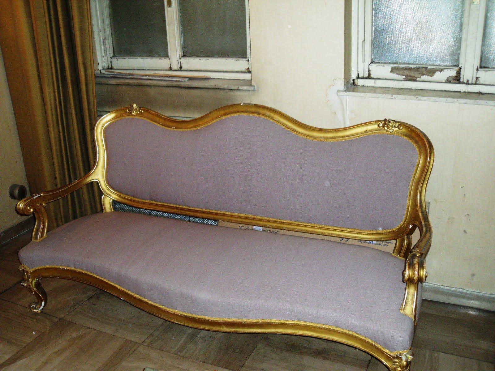 Catologo mobili divano dorato luigi filippo - Divano luigi filippo quotazione ...