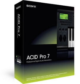 Download Sony ACID Pro 7.0x