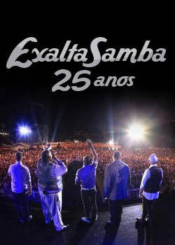 Download CD DVDrip Exaltasamba   25 Anos