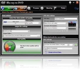 Download VSO Blu ray To DVD 1.1.0 Baixar
