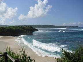 Dream Beach, Nusa Lembongan