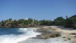 Sunset Beach, Nusa Lembongan