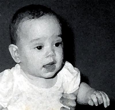 Maggie Jochild, age six months, Lafayette, Louisiana