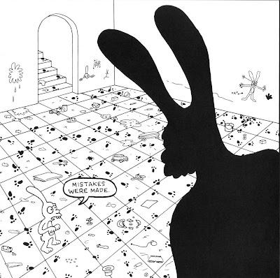 Life In Hell cartoon by Matt Groening