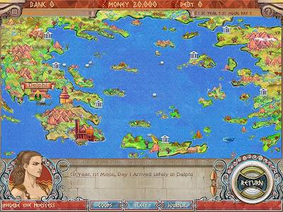 Tradewinds Odyssey screenshot