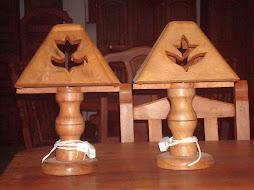 Veladores Honguitos