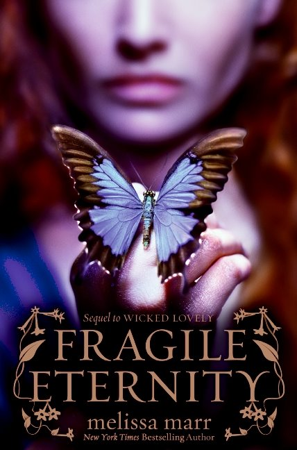 Review and Giveaway: Fragile Eternity by Melissa Marr