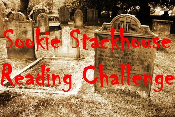 Sookie Stackhouse Reading Challenge!
