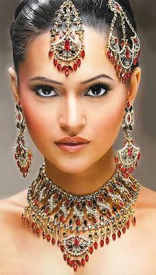 3 - Wedding Wear Latest & Stylish Asian Bridal Jewelry