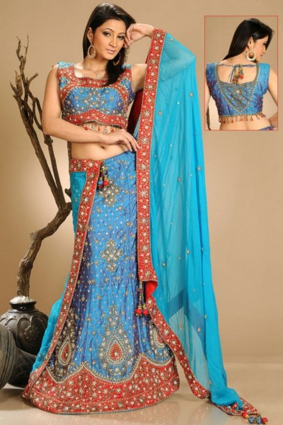 2 - Latest Lehnga Choli Designs Collection