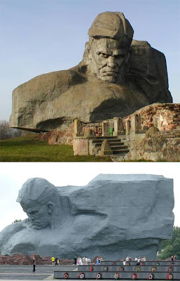 1 10 Huge Carved Stone Monuments image gallery 