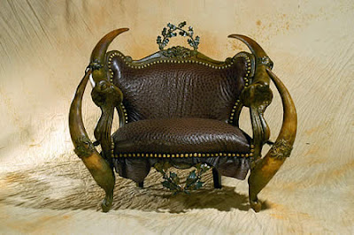 11 Infernal Furniture Made With Insects image gallery