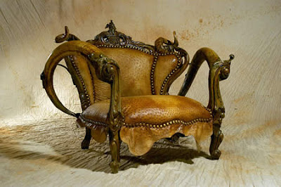 14 Infernal Furniture Made With Insects image gallery