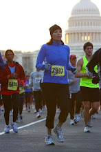 2009 National Half Marathon (1:55:25)
