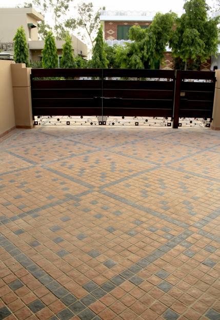 Tiles for Porch Car