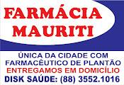FARMÁCIA MAURITI